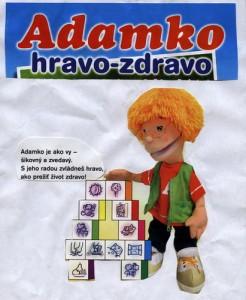 Adamko hravo-zdravo