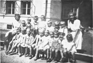 Materská škola Slovinky v školskom roku 1946-47